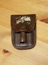 Vintage Rare Atlantic Auto 8 Miniature Precision Small Tool Set w/Case England !