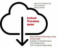 BMW ISTA-D ISTA-P Rheingold software bmw diagnostic & coding last version 2020