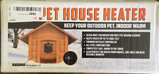 Akoma Hound Heater Deluxe Plus Dog Cat House Furnace Official Pet House Heater