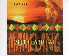 CD MAMELANGzulu heartbeatEX  (R1432)