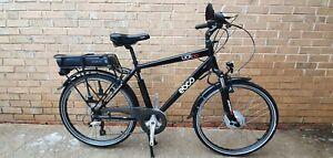 "ebco Electric Bike- Black 16"" Frame - 48 hrs delivery"