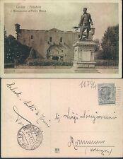 TORINO - CITTADELLA - MONUMENTO A PIETRO MICCA         (rif.fg.11794)