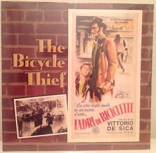 The Bicycle Thief (1948) [Id3337Co] Laserdisc New Ld