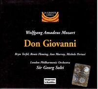 Mozart: Don Giovanni / Solti, Terfel, Fleming, Murray, Pertusi - CD