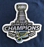 2019 St. Louis Blues NHL Stanley Cup Champions iron On Sewn On Jersey Patch