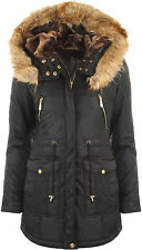 Women's Nylon Basic Coats