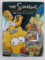 The Simpsons - The Complete Eighth Season DVD Collector's Edition Set