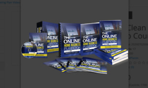 The Online Home Business Playbook Video Course with MRR