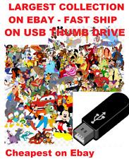 7000 Cartoon Embroidery Pattern Designs Brother Babylock Husqvarna pes USB drive
