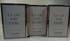 LANCOME LA VIE EST BELLE LÉAU DE PARFUM  3 X 1,2 ML