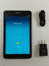 "Samsung Galaxy Tab E 8"" T377P 4G LTE Wi-Fi (Sprint) Tablet - Black"