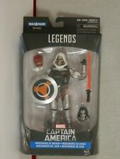 "MARVEL LEGENDS TASKMASTER ""RED SKULL"" AND LEGENDS SERIES  RONAN  #6  ""GUARDIANS"""