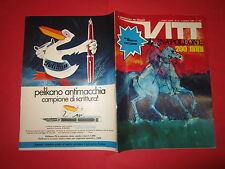 SETTIMANALE VITT N°41-OTTOBRE 1969 CON INSERTO VITT AVVENTURA NUMERO 41