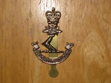 QC Canadian Cap Badge Royal Military College of Canada nice