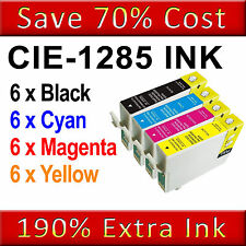 24 INK CARTRIDGES FOR EPSON STYLUS SX130 SX235W SX425W SX435W SX445W BX305FW