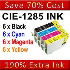 24 INK CARTRIDGES FOR EPSON STYLUS SX130 SX235W SX425W SX435W SX445W BX305FW