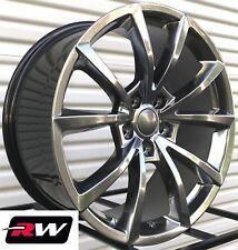 "20"" RW Wheels for Dodge Durango Hyper Silver Rims Grand Cherokee Trackhawk Style"