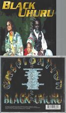 CD--BLACK UHURU--UNIFICATION