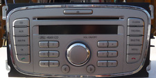 Ford Autoradio 6000 CD Mondeo Focus Galaxy Transit S-MAX C-MAX mit CODE SILVER