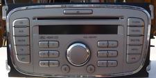 Ford autoradio 6000 cd mondeo focus galaxy transit s-max c-max mit code silver