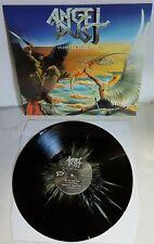 Angel Dust Into The Dark Past Splatter Vinyl LP Record new No Remorse Records