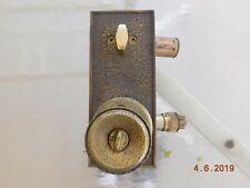 vintage weiser double door lock
