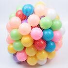 600pcs Quality Baby Kid Pit Toy Swim Fun Colorful Soft Plastic Ocean Balls (TM)