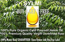 8 oz Premium Quality NEEM OIL Unrefined ORGANIC Carrier VIRGIN Pure Raw 1/2 Lb