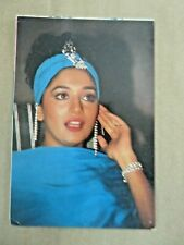 MADHURI DIXIT Bollywood ACTRESS Rare Post card Picture Postcard India OLD