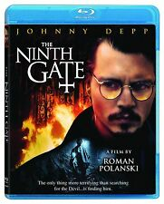 Blu Ray THE NINTH GATE. Johnny Depp horror. UK compatible New sealed.