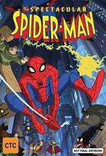 The Spectacular Spiderman : Vol 1-2 (DVD, 2009, 2-Disc Set)