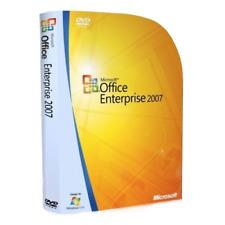 Download Microsoft MS Office 2007 Enterprise Lifetime License