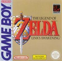 GameBoy Spiel - The Legend of Zelda: Link's Awakening / nicht DX DEUTSCH Modul