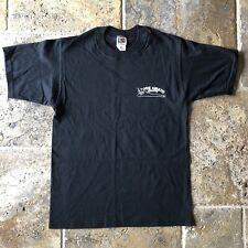 Vintage Joe Amato 90s Neon NHRA Top Fuel Drag Racing T-Shirt