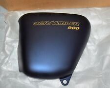 carénage cache gauche Matte pacific blue Triumph SCRAMBLER 900  T2309410-JY neuf