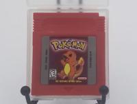 Pokemon Red Full Color Version for the Original Gameboy & Game Boy Color