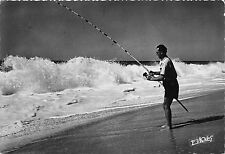 BF37578 vieux boucau les bains france  fisherman fishing peche sport