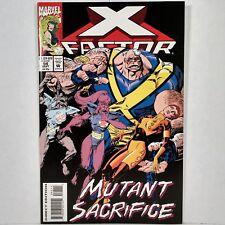 X-Factor - Vol. 1, No. 94 - Marvel Comics Group - September 1993 Buy It Now!
