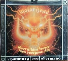 Motörhead - Everything Louder Than Everyone Else - Double CD (2)