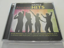 Absolute Dance Hits - Various (CD Album) Used very good
