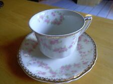 """ALFRED MEAKIN HAND SIGNED """"HARMONY ROSES"""" ROYAL SEMI  PORCELAIN-HAND # 1"""