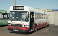 YORKSHIRE TRACTION EDT217V 6x4 Quality Bus Photo
