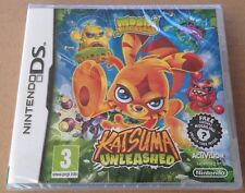 Moshi Monsters Katsuma Unleashed Game For Ds Dsi Lite 3Ds Nintendo BRAND NEW!