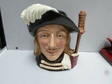 More details for royal doulton character jug - aramis musketeer  d6441 -  good condition