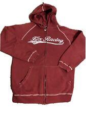 Fox Racing Mens Zip-Up Long Sleeve hoodie Medium