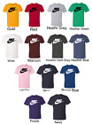 Nike Mens Short Sleeve Logo Printed T-Shirt