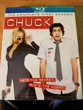 Chuck complete season one brand new first season Blu-Ray