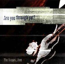 Are You Through Yet? by The V-Roys (CD, Nov-2000, E Squared)