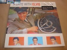 Elvis Presley - A date with Elvis - LP 1959 - S/S 180 G