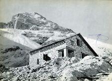 GRAN SASSO d'Italia- RIFUGIO FRANCHETTI inaugurato 1960